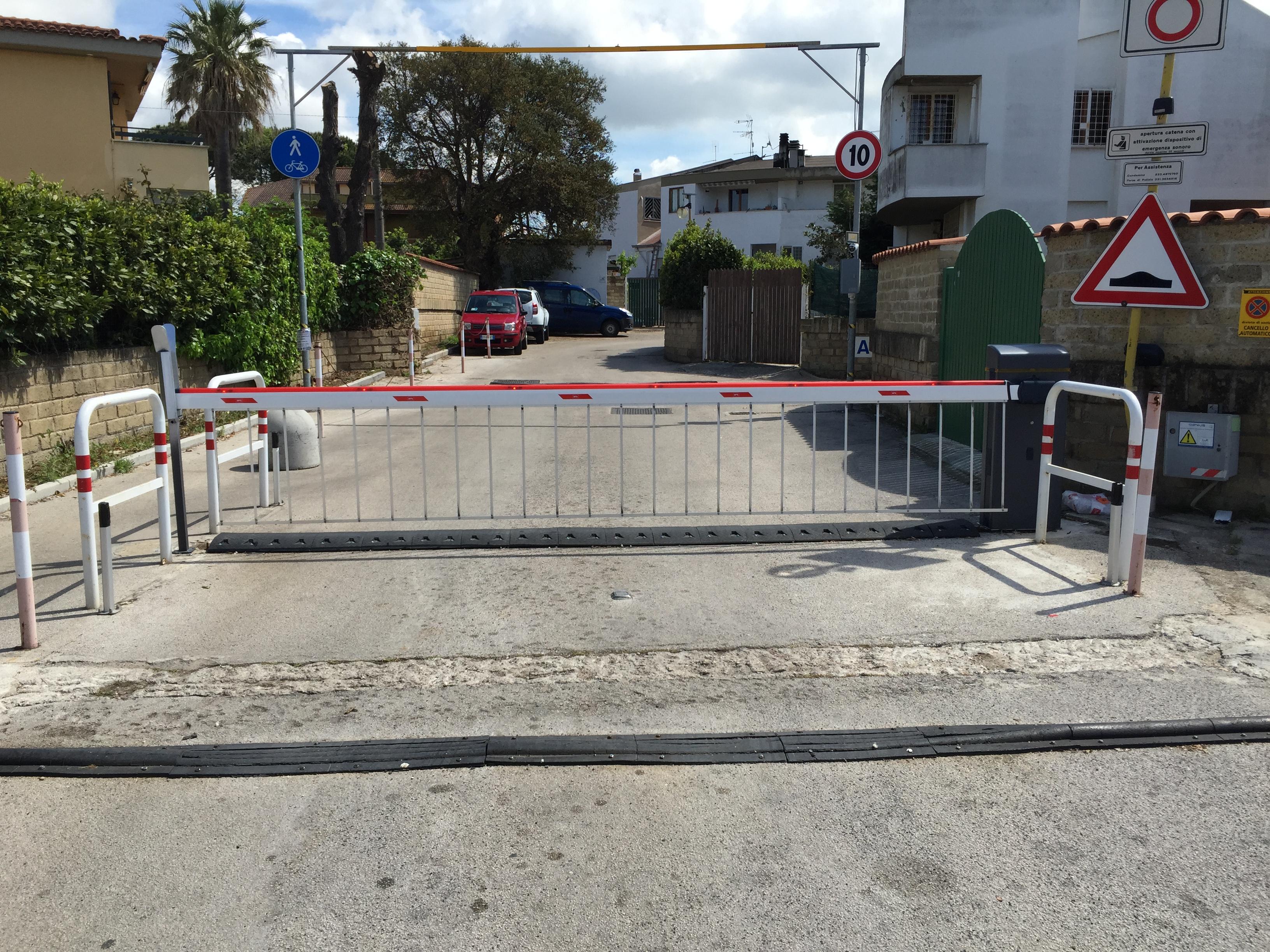 Installazione e assistenza Controllo accessi anzio nettuno roma