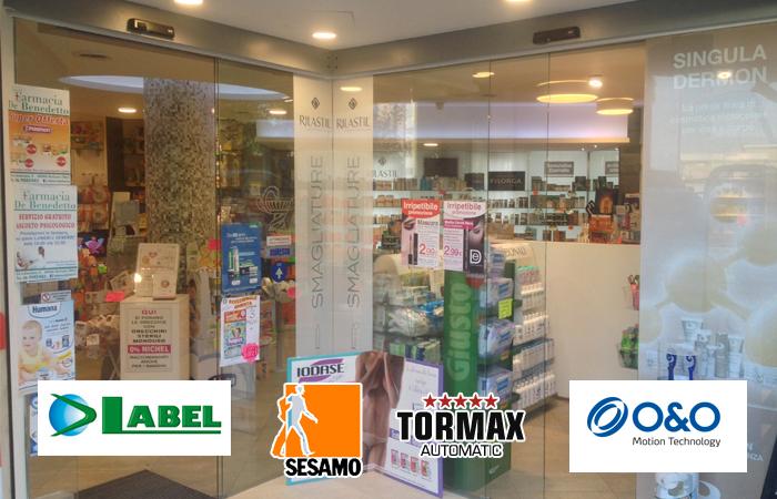installazione e assistenza porte automatiche ad anzio nettuno roma