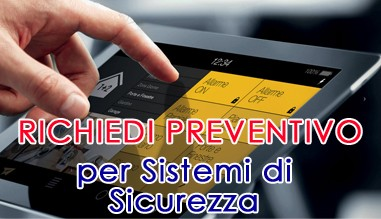Preventivo Sistemi di Sicurezza